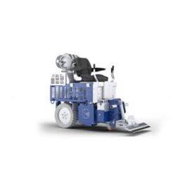 Elektrische vloerstripper Bastrac BMS220 ADB - MVOrental