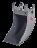 Graafbak 30 cm - Husqvarna - Mvo Rental - Aanbouwdelen DXR140
