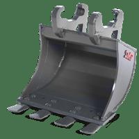 Graafbak 50 cm - Husqvarna - Mvo Rental - Aanbouwdelen DXR140